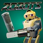 Robots Podcast Logo